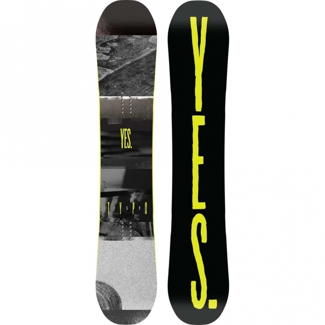 Yes Typo Snowboard 159 Wide