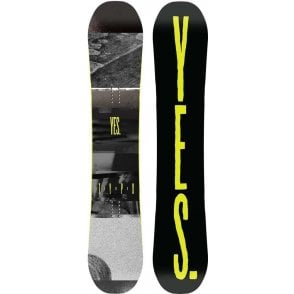 Yes Typo Snowboard 163 Wide