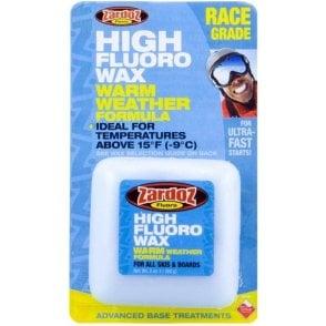 High Fluoro Iron-on Snowboard Wax