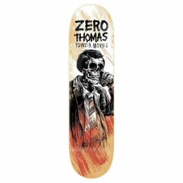 Zero Power Moves Jamie Thomas Deck - 8.0""