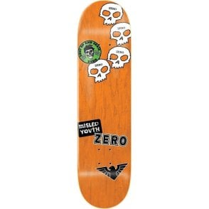 Zero Thomas Sticker Mash Deck 8.5""